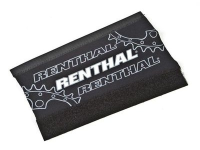 RENTHAL Padded Cell Chainstay Protector Large Black  click to zoom image