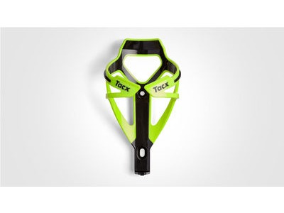 TACX Deva Bottle Cage  Fluo Yellow  click to zoom image