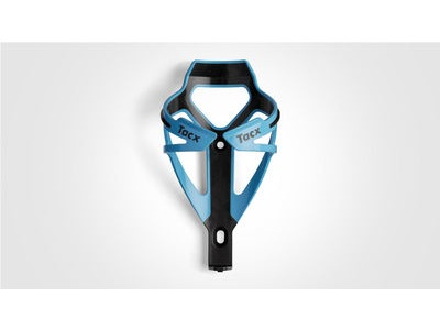 TACX Deva Bottle Cage  Light Blue  click to zoom image