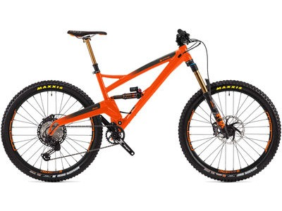ORANGE BIKES Five Factory 2020