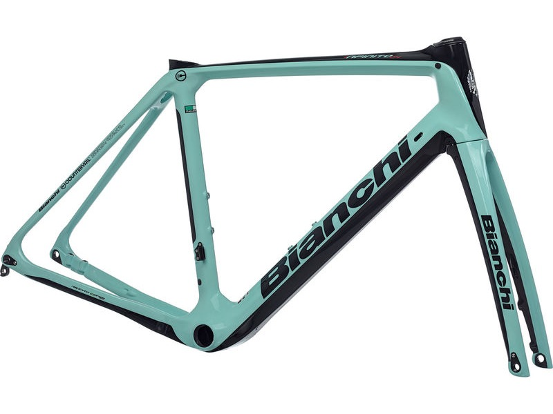BIANCHI Infinito CV Disc Frameset click to zoom image
