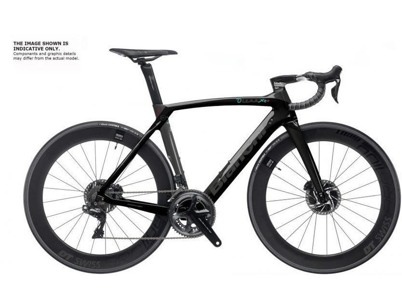 BIANCHI Oltre XR4 CV Disc - Super Record Eps click to zoom image