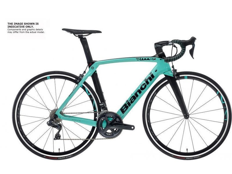 BIANCHI Oltre XR4 CV - Dura Ace click to zoom image