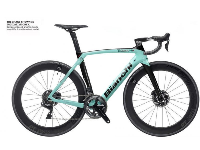 BIANCHI Oltre XR4 CV Disc - Red eTap AXS click to zoom image