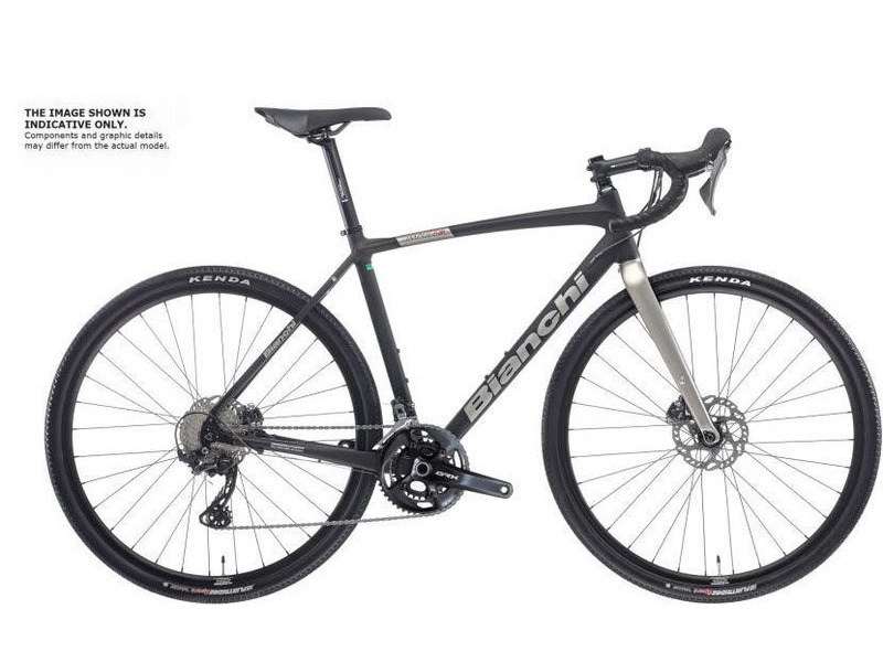 BIANCHI Impulso Allroad - GRX 600 click to zoom image