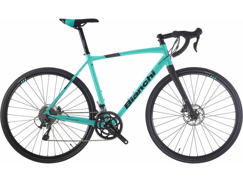 BIANCHI Nirone Allroad - GRX 400 click to zoom image