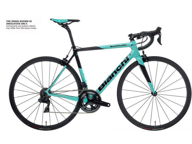 BIANCHI Specialissima CV - Ultegra click to zoom image