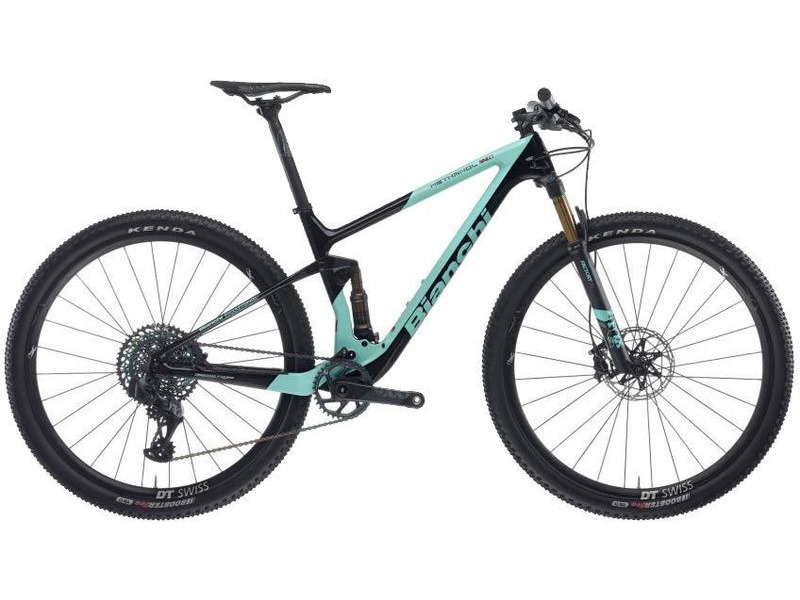 BIANCHI Methanol CV FS 9.1 - XX1 Eagle click to zoom image