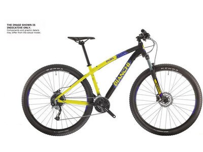 BIANCHI Duel 29.S 2020
