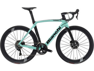 BIANCHI Oltre XR4 Disc - Dura Ace 2021