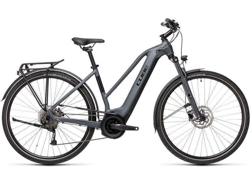CUBE Touring Hybrid ONE 400 Womens click to zoom image