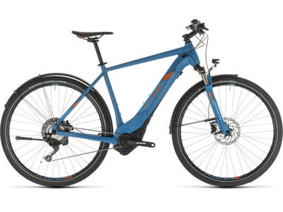CUBE Cross Hybrid Race 500 AllRoad 2019