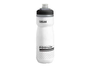 CAMELBAK Podium Chill Insulated Bottle 620ml 620ML/21OZ WHITE/BLACK  click to zoom image