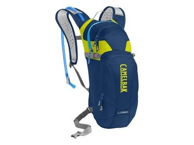 CAMELBAK Lobo Red/Pitch Blue & Lime Punch