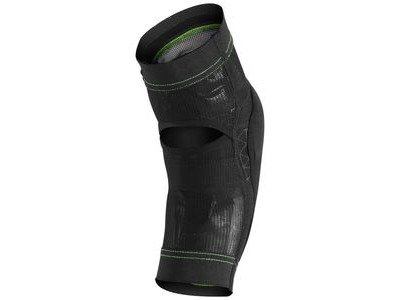 SCOTT Elbow Guards Soldier Black/Fluorescent Green click to zoom image