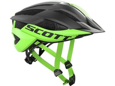 SCOTT Arx MTB Helmet Green/Black