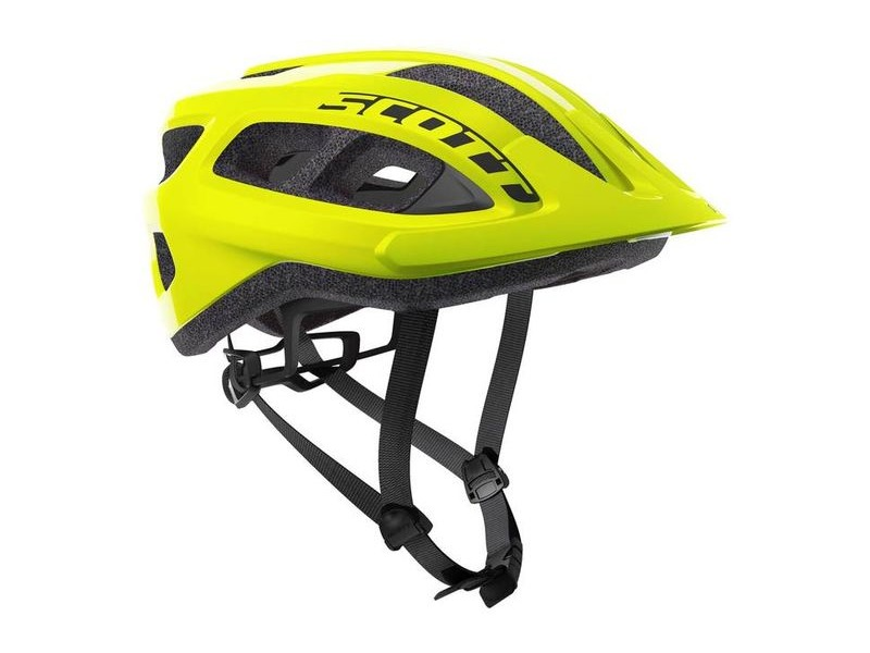 SCOTT Scott Supra (CE) Helmet Yellow click to zoom image