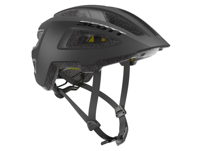 SCOTT Groove Plus (CPSC) Helmet Black click to zoom image