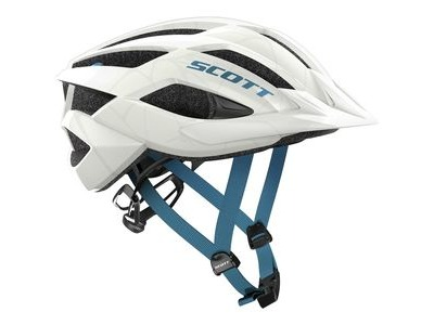 SCOTT Arx MTB Helmet White Gloss