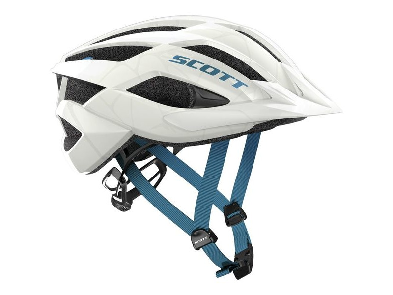 SCOTT Arx MTB Helmet White Gloss click to zoom image
