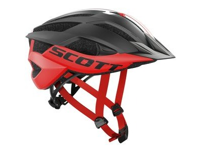 SCOTT ARX MTB Plus Helmet Red & Black