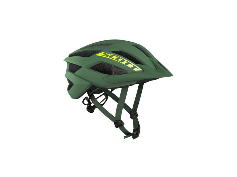 SCOTT ARX MTB Plus Helmet Dark Green click to zoom image