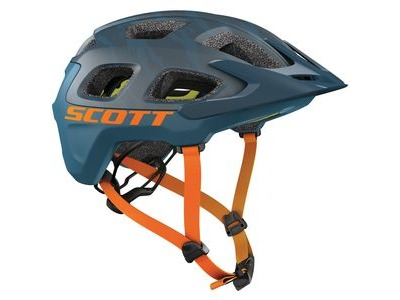 SCOTT Vivo Plus Helmet Blue Orange