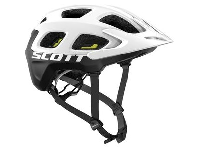 SCOTT Vivo Plus Helmet White Black