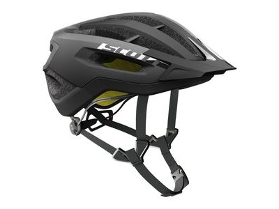 SCOTT Fuga Plus Rev (CE) Helmet Black