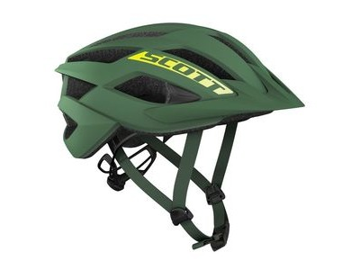SCOTT Fuga Plus Rev (CE) Helmet Dark Green