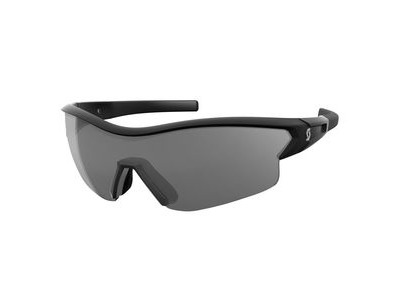 SCOTT Scott Leap Glasses  Black Glossy/Grey  click to zoom image