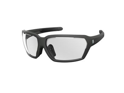 SCOTT Scott Vector Glasses  Black Matt/Clear  click to zoom image