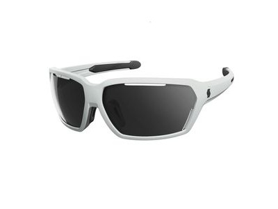 SCOTT Scott Vector Glasses  White Matt/Black/Grey  click to zoom image