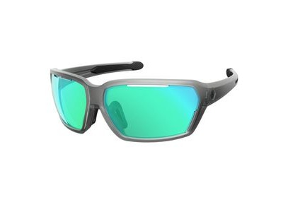 SCOTT Scott Vector Glasses  Clear Matt/Blue/Blue Chrome  click to zoom image