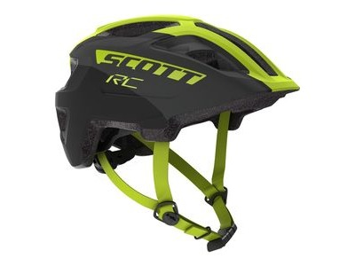 SCOTT Spunto Junior One Size Black/Yellow RC  click to zoom image