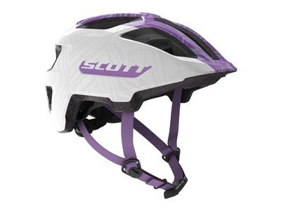 SCOTT Spunto Junior One Size White/Purple  click to zoom image