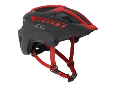 SCOTT Spunto Junior One Size Grey/Red RC  click to zoom image