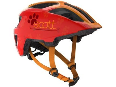 SCOTT Spunto Kid One Size Red/Orange  click to zoom image