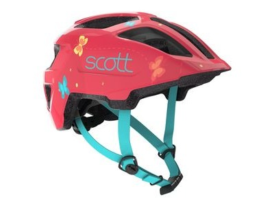 SCOTT Spunto Kid One Size Azalea Pink  click to zoom image