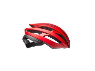 BELL Stratus Road Helmet 2018: Matt/Gloss Red/Black