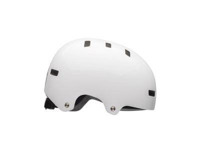 BELL Local BMX/Skate Helmet 2018: White