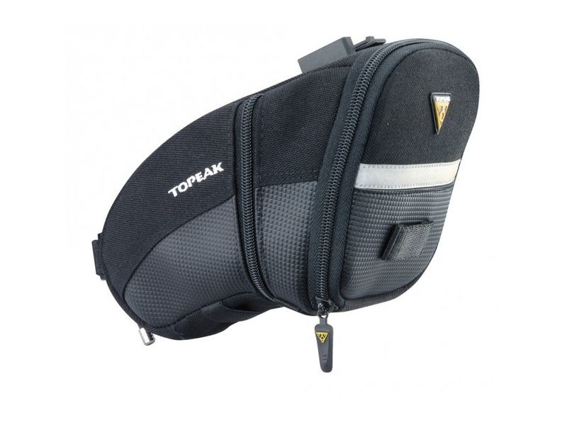 TOPEAK Aero Wedge Large w/QuickClick click to zoom image
