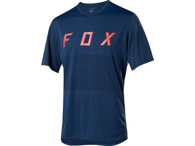 FOX CLOTHING Ranger SS Jersey Navy