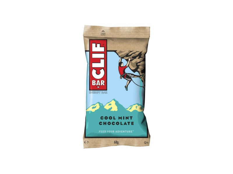 CLIF Clif Bar Cool Mint Chocolate click to zoom image