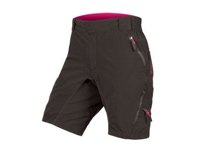 ENDURA WOMEN'S HUMMVEE SHORT II Black