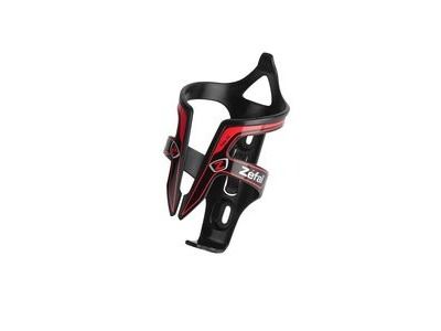 ZEFAL Pulse FG Cage  Black/Red  click to zoom image
