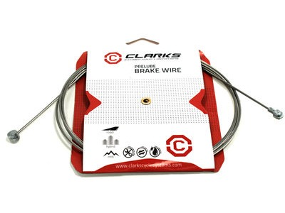 CLARKS Stainless Steel MTB / Hybrid / Road Brake Inner 2000mm (carded)