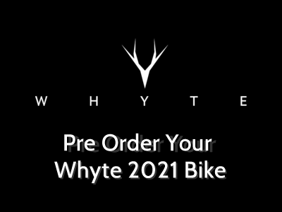 Pre order your 2021 Whyte bike